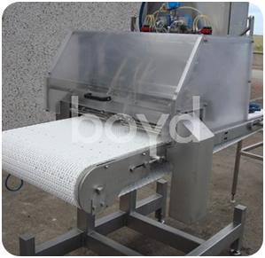 Refurbished Seafood Machine